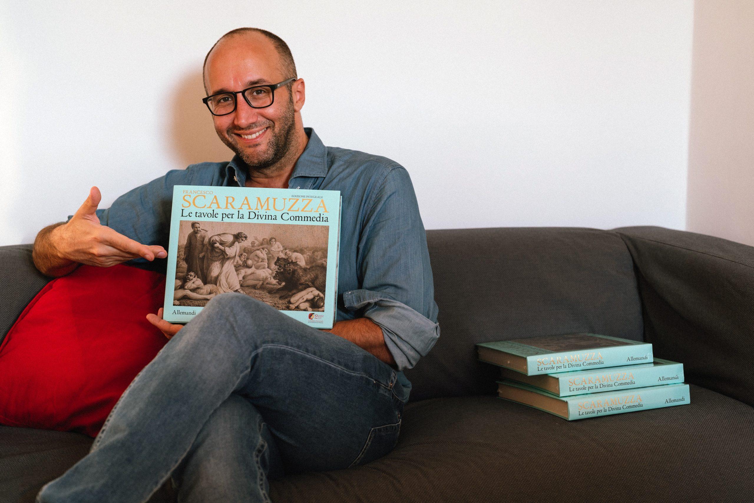 Matteo Gagliardi Scaramuzza Divina Commedia