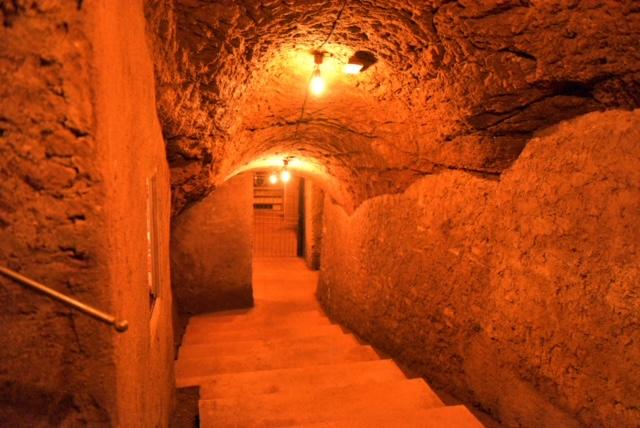 Necci dal 1924 inaugura da Giovedì 23 Settembre 2021 il suo inedito IPOGEO, uno spazio sotterraneo che ha vissuto diverse epoche, con le sue conseguenti trasformazioni. Nell'arco dei secoli il […]