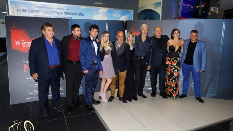 Sala gremita a Roma al Cinema Adriano per la presentazione del film Medium. Il film, che ha segnato il debutto dietro la macchina da presa del produttore Massimo Paolucci, vede […]