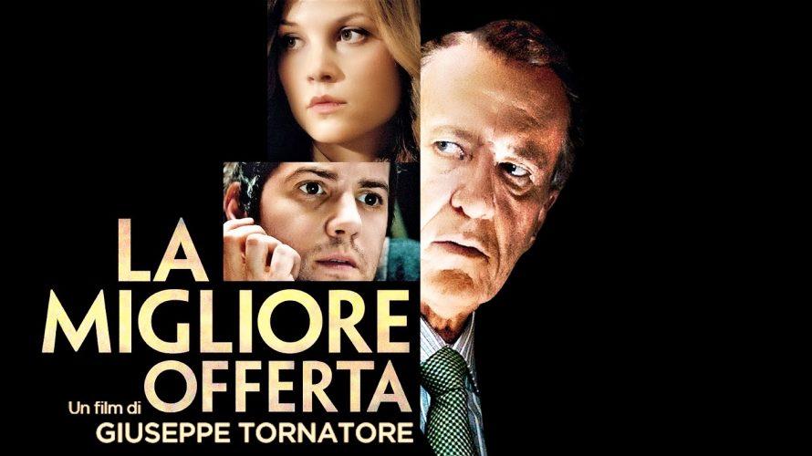 Stasera in tv su Cine34 alle 21 La migliore offerta, un film del 2013 scritto e diretto da Giuseppe Tornatore, con protagonista Geoffrey Rush. La migliore offerta è il primo […]