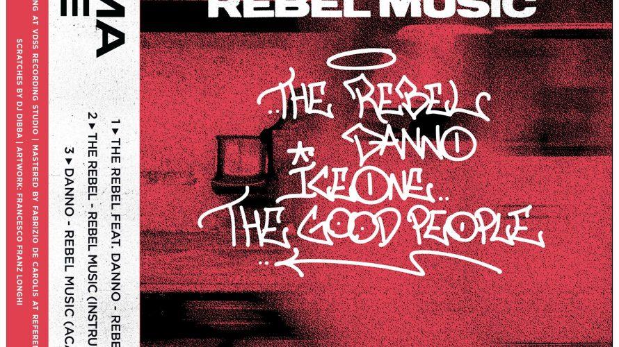 Dal 20 ottobre 2021, è disponibile su YouTube il videoclip ufficiale di Rebel Music di The Rebel feat. Danno, brano portante della nuova release Rebel Music (from Roma to New […]