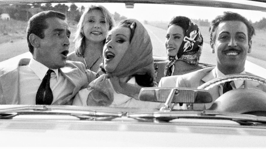 Stasera in tv su Cine34 alle 23 Il gaucho, un film del 1964 diretto da Dino Risi e interpretato, tra gli altri, da Vittorio Gassman, Amedeo Nazzari, Silvana Pampanini e […]